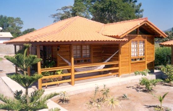 Modelos de Casas de Madeira Paraná