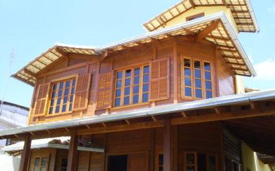 12 mitos e verdades sobre casas de madeira!