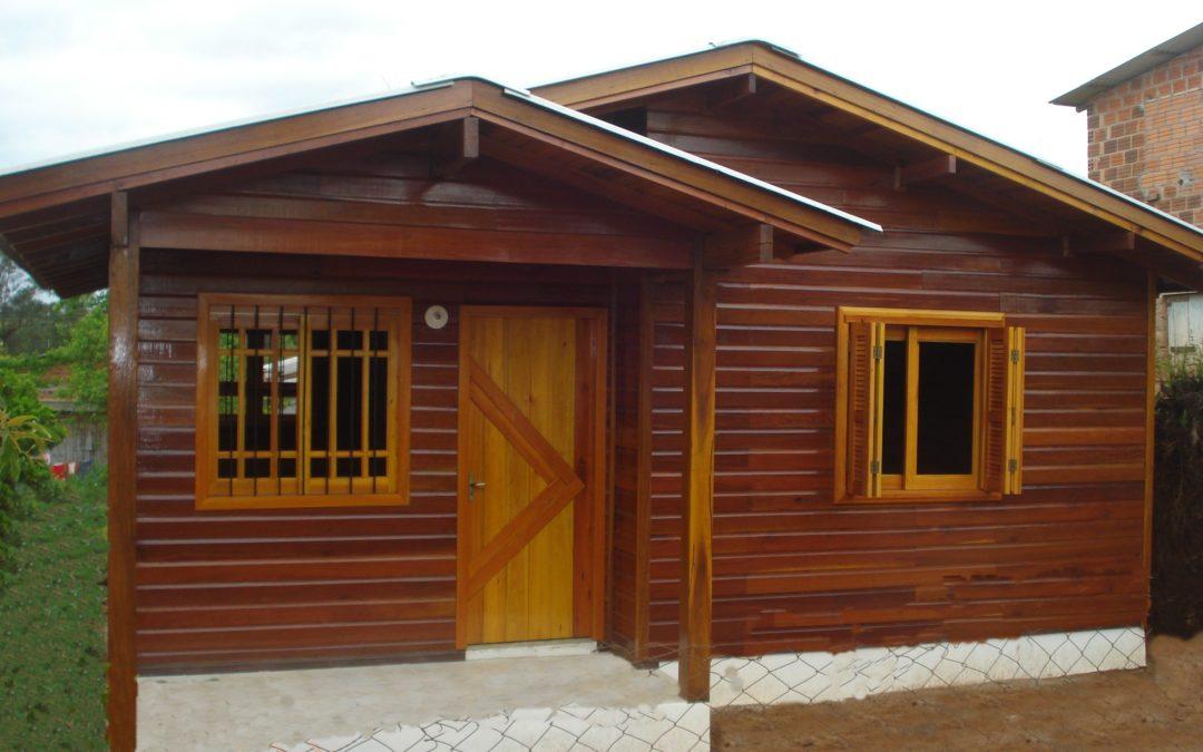 Casa pré-fabricada de madeira: dúvidas e dicas