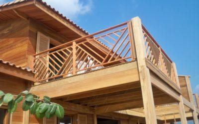 Casas de madeira quais as vantagens?