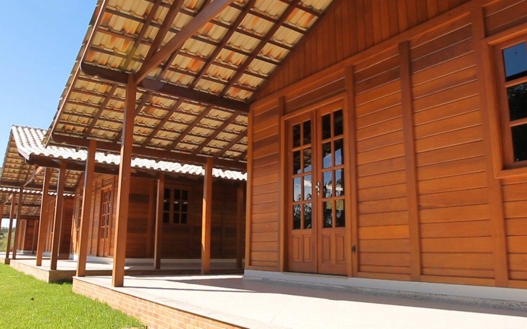 Reforma e Manutenção de Casas de Madeira – PAUDARCO