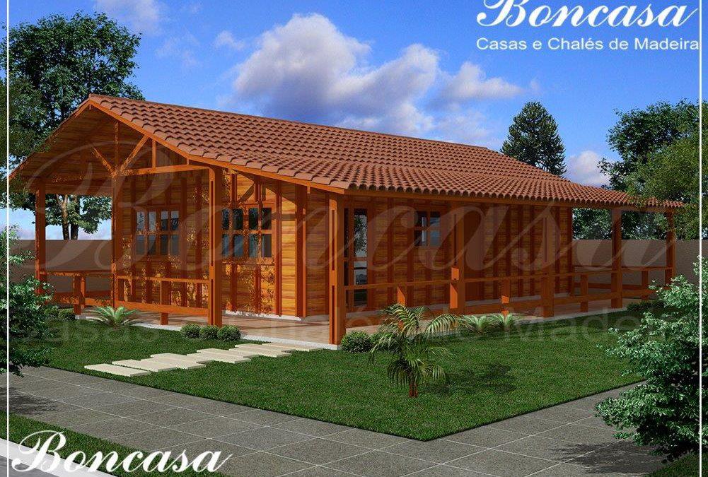 Reforma de Casas de Madeira – BONCASA