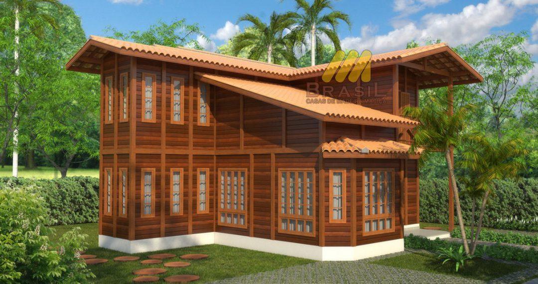 Reforma de Casas de Madeira – Brasil Casas